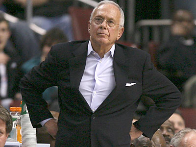 larry brown admonition